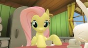 Fluttershy and The Ant Army